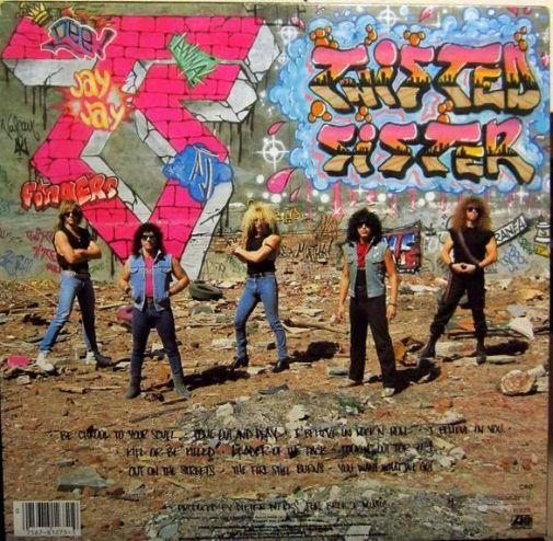 Twisted Sister, 1985, Come Out And Play. Рок-энциклопедия